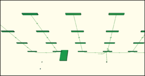 電気配線作図のCG
