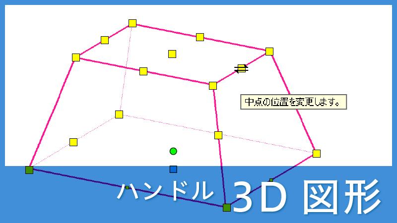 C.3D図形