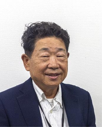 ▲代表取締役 南雲 一郎 氏